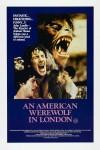 Американский оборотень в Лондоне - постер