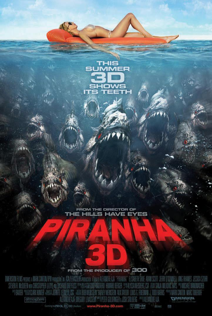 Piranha 2 movie