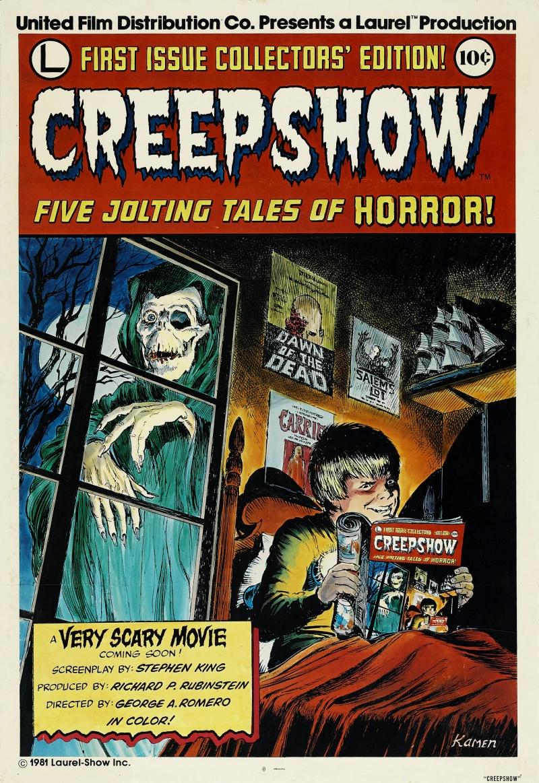 Смотреть Калейдоскоп ужасов (Creepshow, 1982) видео