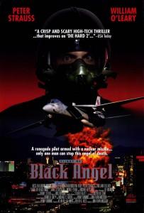 Полет черного ангела - постер