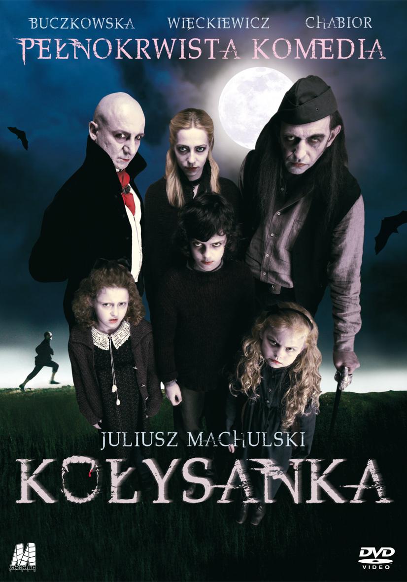Скачать бесплатно Колыбельная / Kolysanka (2010) DVDRip без
