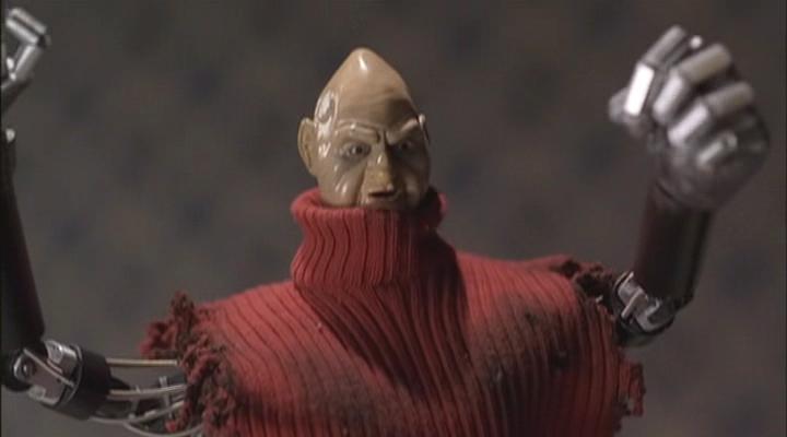 Повелитель кукол против демонических игрушек фильм 2004