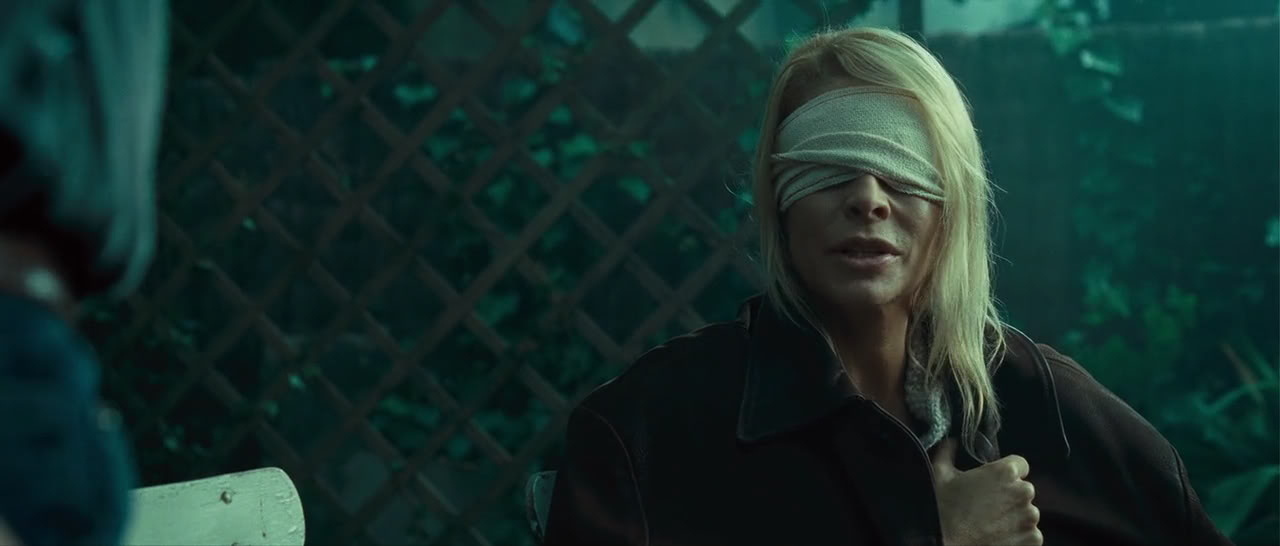 Смотреть фильм про слепого 2018