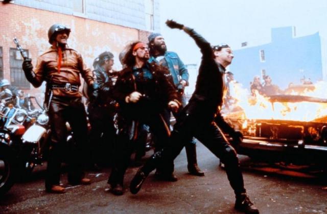 Жажда смерти 3  death wish 3 1985