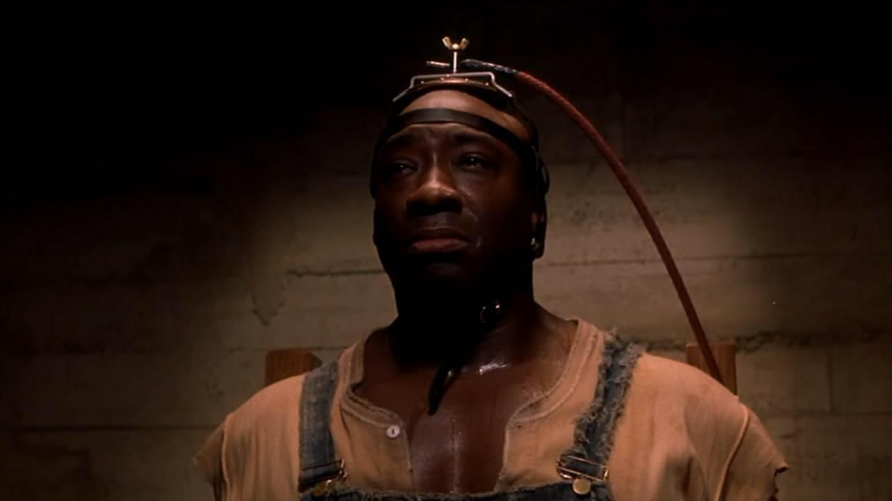 racism in the green mile Green mile--- death penalty revisited victor bloom md the green mile is a movie that wrestles with serious controversy, with universal conflicts inherent in the human condition and with the dark side of human nature.