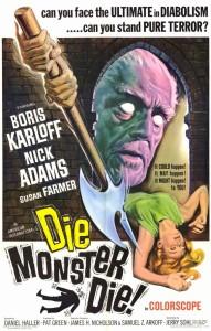 «Умри, монстр, умри!» (1965)