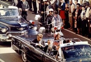 22 ноября 1963 года. За минуту до выстрела