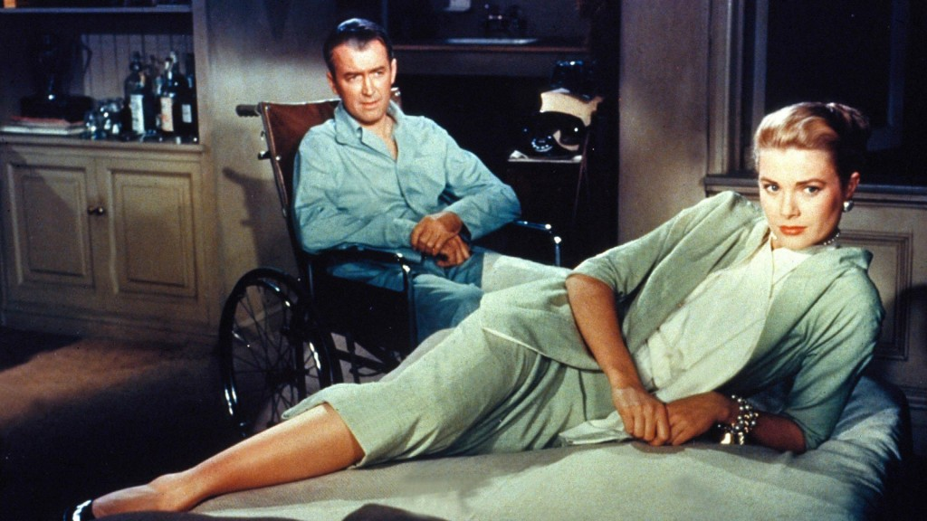 a review of rear window a film by alfred hitchcock Rear window was the first of alfred hitchcock's films to be projected in 'widescreen filed under alfred hitchcock, blu-ray review, rear window (1954).