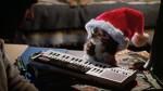 Монстры тоже бывают новогодними :)