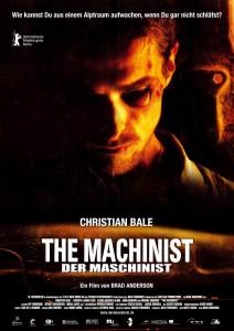 Машинист - постер