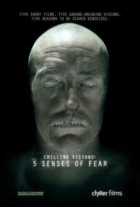 5 чувств страха - постер