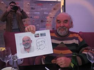 Эксклюзивный автограф-селфи для КЛУБ-КРИКа от Стюарта Гордона