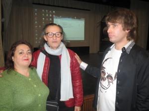 Ирина Белова (Irina15), Станко Мольнар и Виктор Буланкин