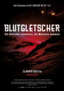 Кровавый ледник - постер