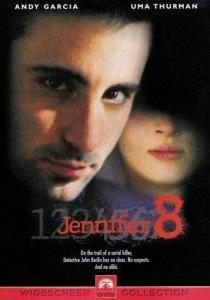 Дженнифер 8 - постер