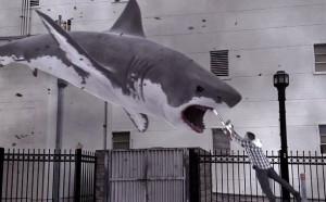 Sharknado trailer (Screengrab)