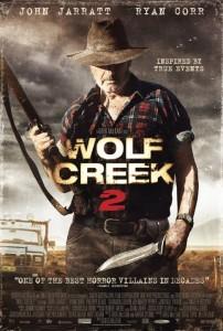 Wolf Creek 2 - постер