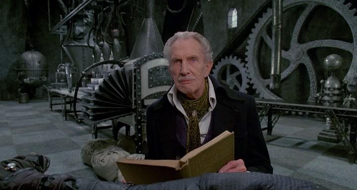 Edward scissorhand (1990)