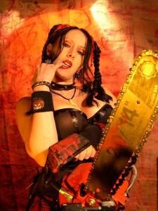 Салли с бензопилой (Chainsaw Sally)