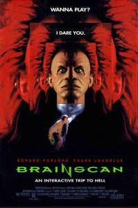Сканирование мозга - постер