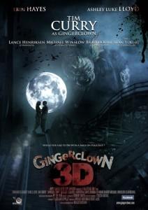Рыжий клоун - постер
