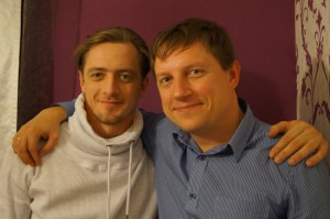 Илья Морозов и Алексей Петров