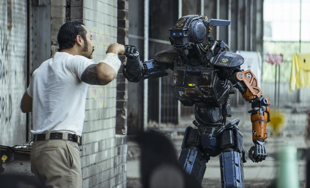 Скачать песни с фильма робот чаппи