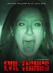 Злые вещи - постер