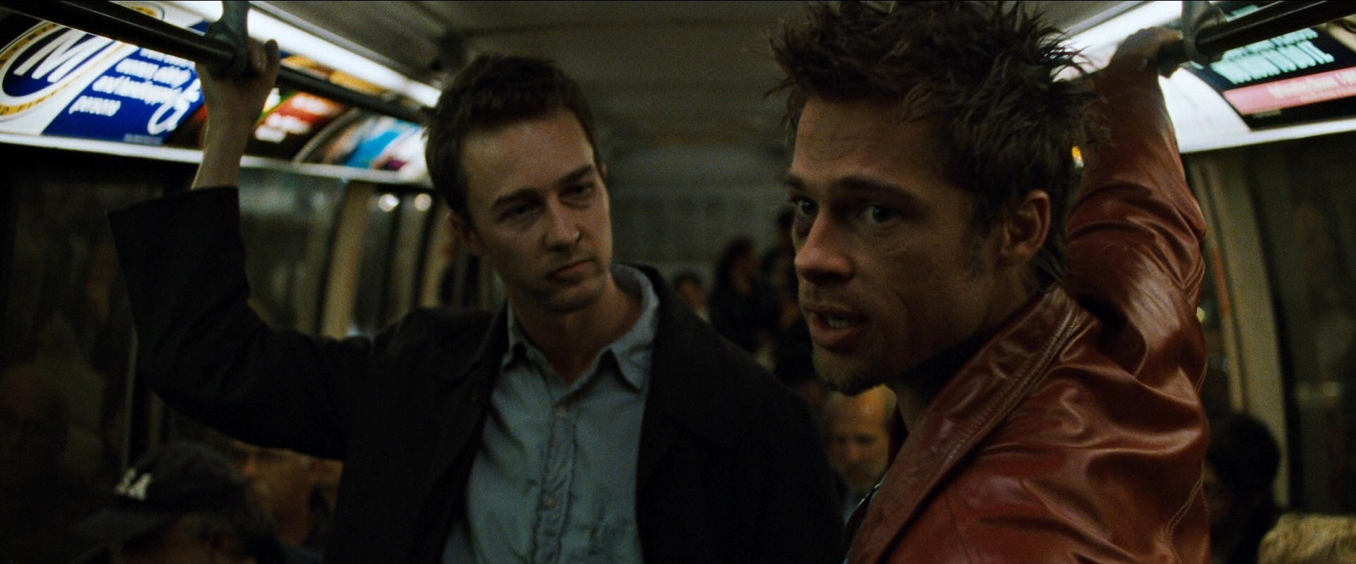fight club analysis book vs movie 16 comic book–based tv and streaming tyler cheerfully challenges his new friend to a fight fight club is the most incendiary movie to come out of.