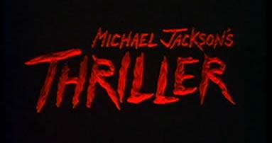 michael jackson making of thriller 1983г