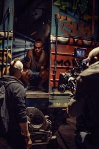 Фото со съёмочной площадки предоставлены Продюсерским Центром «ГОРАД»
