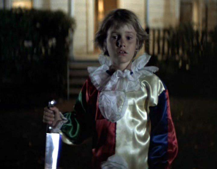Mike myers halloween kid