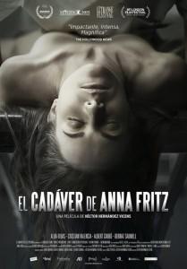 Труп Анны Фритц - постер