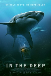 Страх глубины - постер