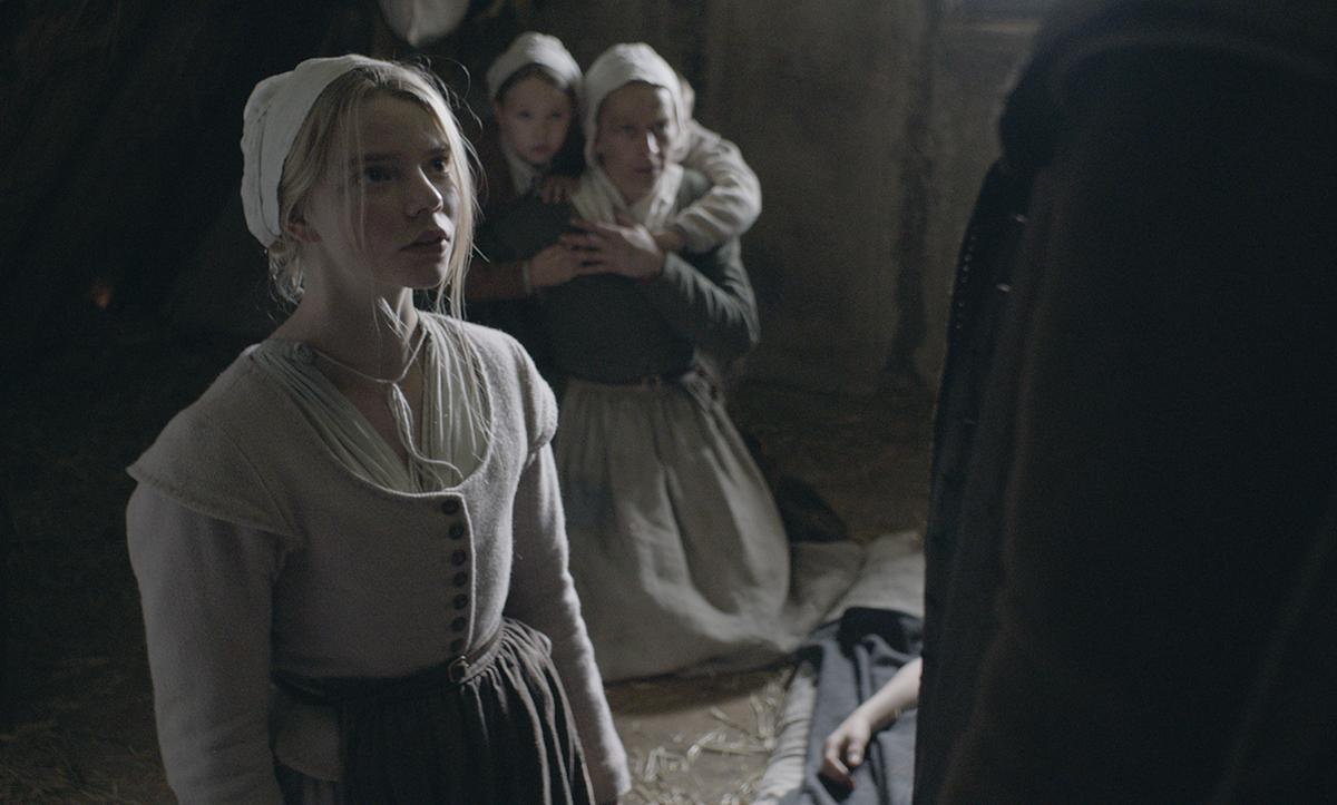 Кадры из фильма ведьма сериал 6 серия