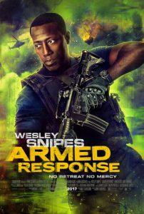 Вооруженный ответ - постер