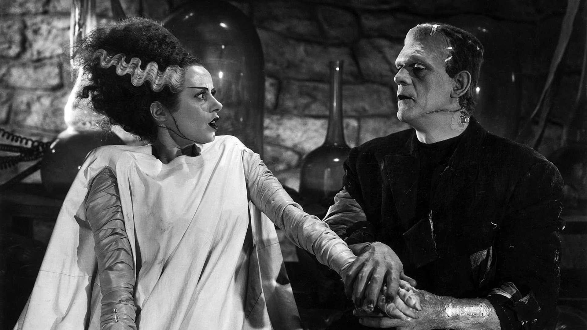 Невеста Франкенштейна - кадр 1