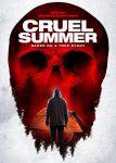 Жестокое лето - постер