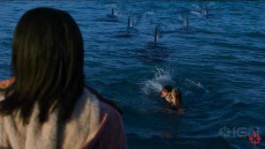Глубокое синее море 2 - кадр 1