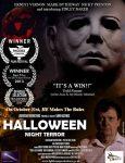 Хэллоуин. Ночной террор - постер