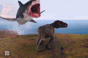 Последний акулий торнадо - кадр 2