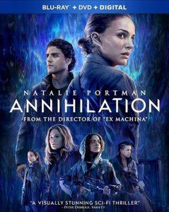Аннигиляция - постер