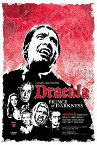 Дракула. Принц тьмы - постер