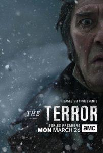 Террор - постер
