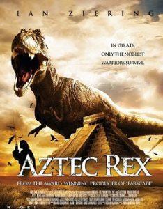 Тираннозавр ацтеков - постер