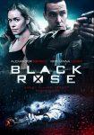 Черная роза - постер