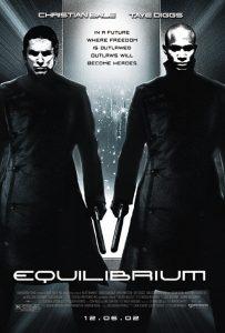 Эквилибриум - постер
