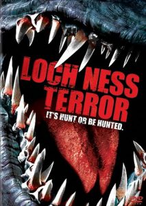 Ужасы Лох-Несса - постер