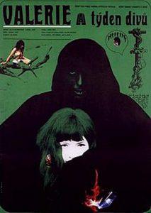 Валерия и неделя чудес - постер