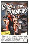 Поцелуй вампира - постер